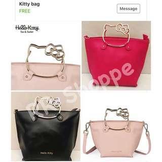 Hello Kitty Bag