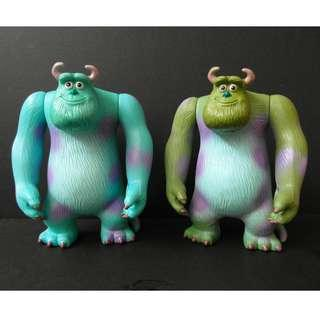 Monsters Inc, Sulley (year 2001)
