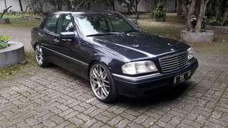 Mercedes Benz c200 elegance 1996 matic
