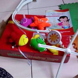 Musical Hanging Toys