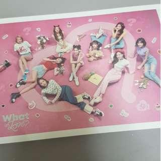 WTS twice what is love album