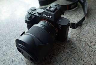 Sony A7ii  淨機 body only