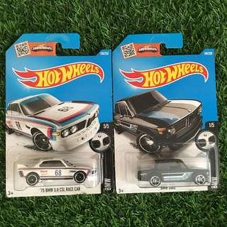Hotwheels BMW 2002 Lots