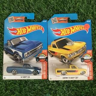 Hotwheels Chevy LUV