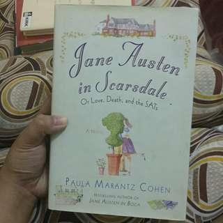 Jane Austen in Scarsdale HB
