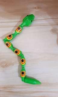 懷舊蛇玩具