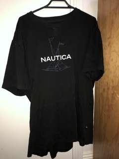 Black nautica top xl