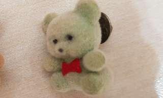 絕版熊扣針