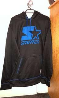 Black starter jumper m