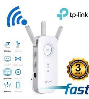 🚚 TP-Link Wifi Extender AC1750P