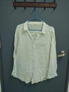 H&M lightweight cotton shirt #APR10