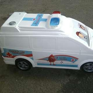 Mobil Mobilan ambulan