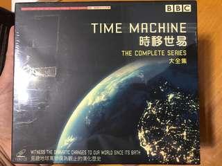 BBC 時而世易 VCD