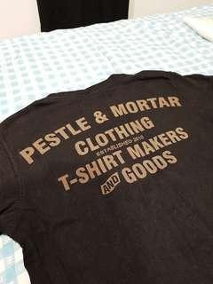 Pestle Mortar Mechanic Tee