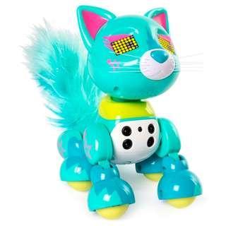 Meowzies Zoomer Lux Cattitude Toys