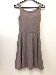 Uniqlo plain bra dress