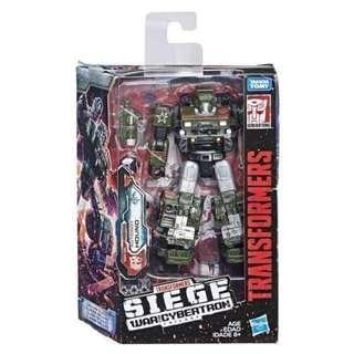 Transformers SIEGE War for Cybertron Trilogy Hound