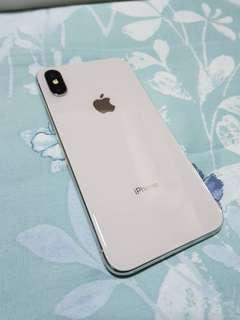 iPhone X with warranty and freebies