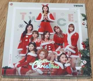WTB/LF Sana Twicecoaster Lane 1 Christmas Edition