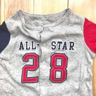 Carter's All Star Romper