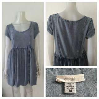Ecoté Soft Denim Dress