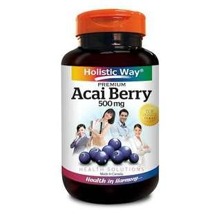 BN Sealed Holistic Way Acai Berry