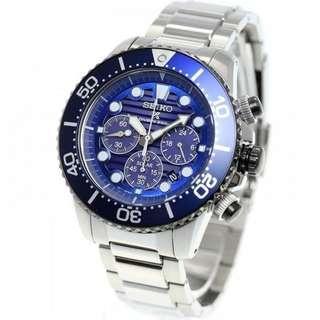 **新款正貨** 日本進口 Seiko SBDL055 Prospex系列 專業潛水200米 海洋特別版太陽能機械自動手錶 MADE IN JAPAN  #watch  #精工
