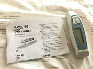 sanitas紅外線探熱器