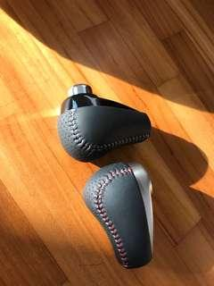 Honda Vezel / shuttle / hrv Nappa Leather Gearknob wrap