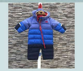 f9bf09184 Baby Gap Dino winter jacket Sweater, Babies & Kids, Babies Apparel ...