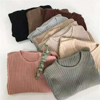 Longhand Knit Sweater