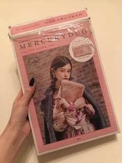 🚚 日本雜誌款粉鏈包