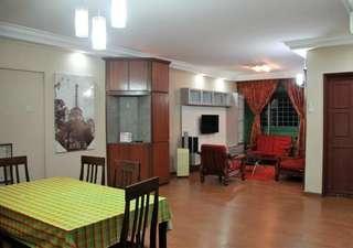 3 bedrooms orchid park condo. at Yishun