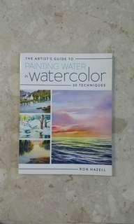 🚚 The Artist's Guide to Painting Water in Watercolor