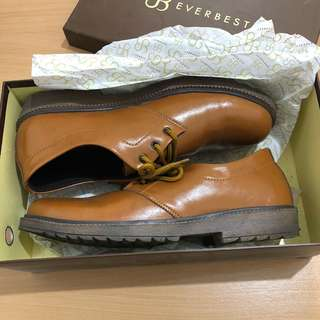 Sepatu Kulit- Brown c558bf9062