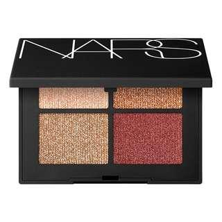 🚚 NARS Singapore Quad Eyeshadown