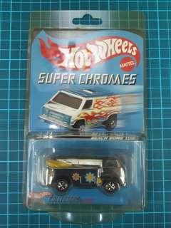 Hotwheels - Super Chrome Boom Beach Too