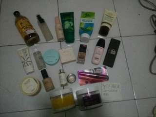Preloved makeup&skincare murah