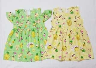 🚚 🐶 Pompompurin dress sisters' set