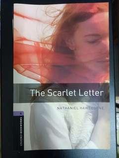 🚚 The Scarlet  Letter 英文小說