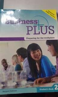 🚚 Business PLUS-Student's Book 2