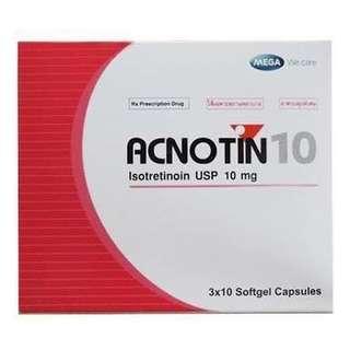ACNOTIN (Isotretinoin)
