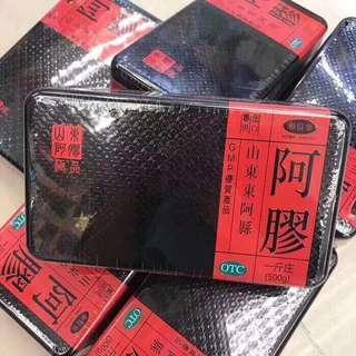 和信堂 山東 阿膠 一斤庄500g(🌸 屈臣氏 賣 1千xxx🌸) 出6盒 現剩 3盒 新100% 私人 放售 💲500