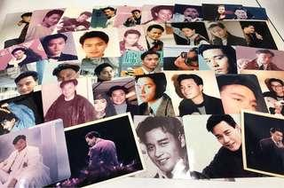 張國榮罕有早年偶像照|Leslie Cheung's early years photos set