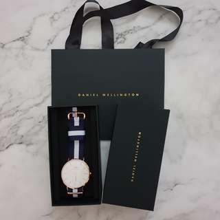 Daniel Wellington DW Classic Glascow 40mm Watch