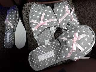 MRP Woman Slippers pair,1 for RM14