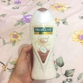 Coconut Scrub Exfoliating Body Wash By Palmolive