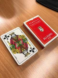 SCOPA Italian card game 意大利卡
