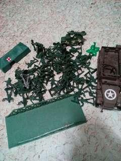 Classic Army Toy