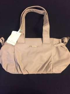 Brand new Review grey/tan/cream handbag with tags